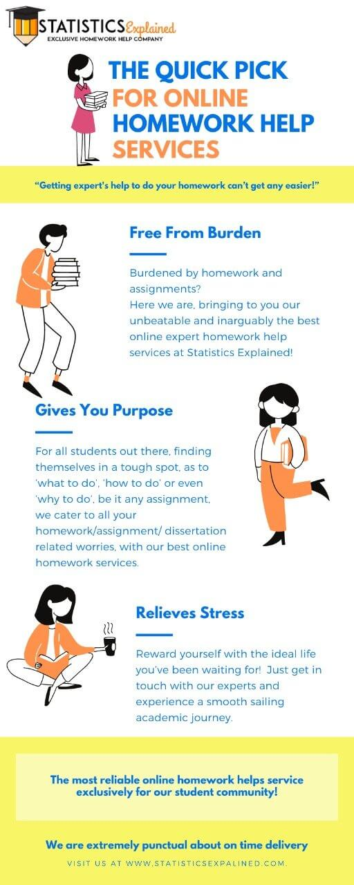 Online-homework-help-statistics-explained